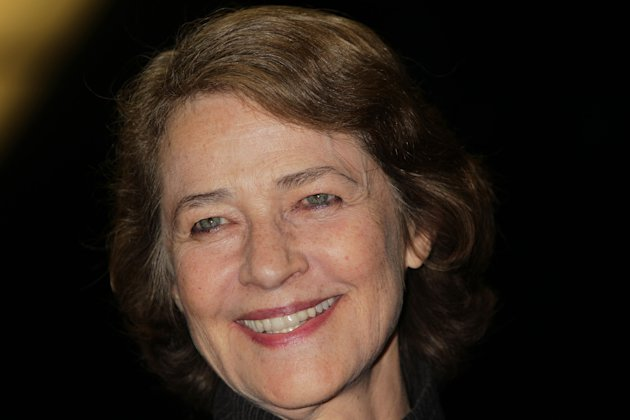 Charlotte Rampling enjoys working with younger actors
