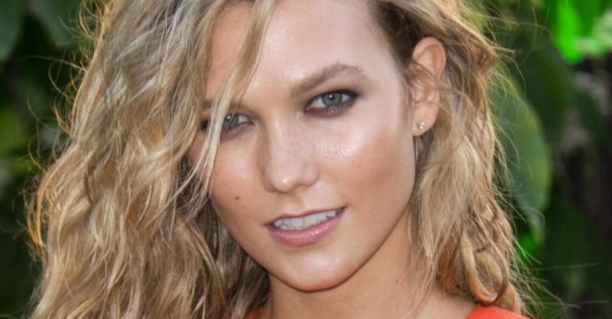 How to Get Karlie Kloss' Beach Waves