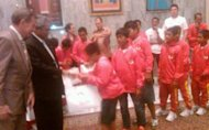 SSB Muara Cunda, Wakil Indonesia di Piala Dunia Danone 2012