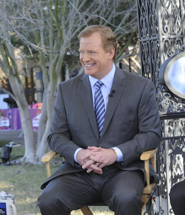 Face The Nation: NFL Commissioner Goodell