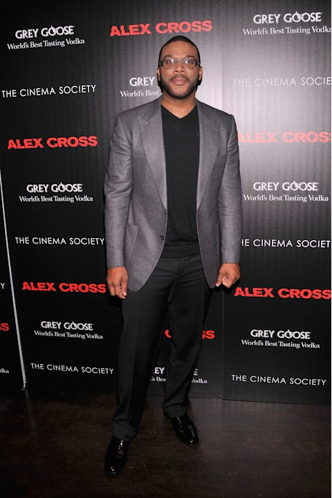 The Cinema Society &amp; Grey Goose Host A Screening Of &quot;Alex Cross&quot;- Arrivals