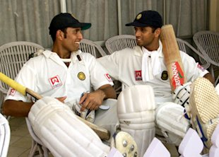 Flashback 2001: Laxman and Dravid