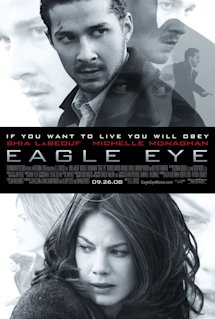 Poster of Eagle Eye