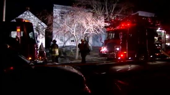 Pair of NKY fires leaves 11 homeless on Christmas Eve