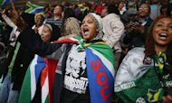 Nelson Mandela Memorial: World Leaders In SA