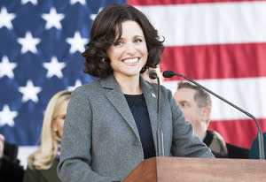 Julia Louis-Dreyfus | Photo Credits: Lacey Terrell/HBO.