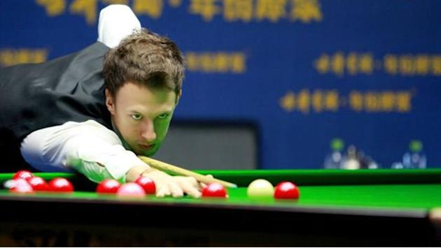 Snooker - Trump breezes into Haikou World Open last 32