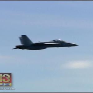 Blue Angels Return To Baltimore For Sailabaration's Third Year