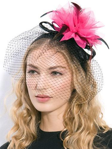Cara Accessories 'Party Time' Fascinator