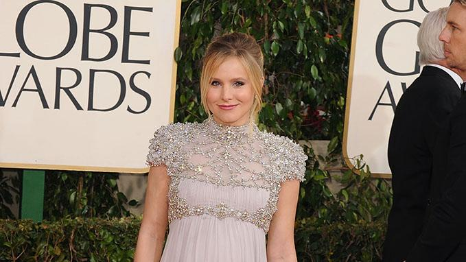 70th Annual Golden Globe Awards - Arrivals: Kristen Bell