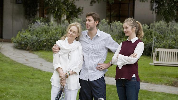 It's Complicated Production Photos 2009 Unviersal Pictures Meryl Streep John Krasinski Caitlin Fitzgerald