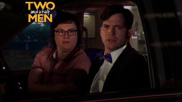 Two And A Half Men - Socially Awkward Stakeout