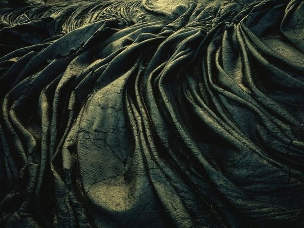 Ripples of Pahoehoe