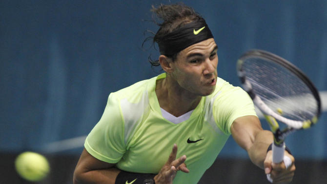 Rafael Nadal to return to playing in January