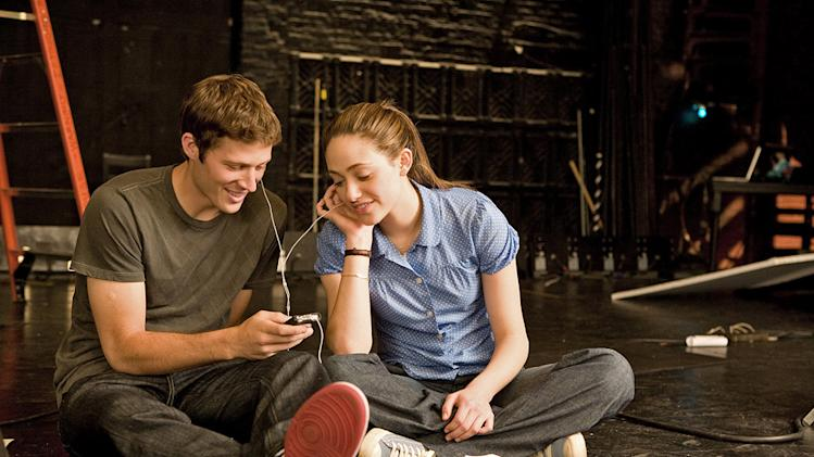 Dare Production Photos 2009 Image Entertainment Zach Gilford Emmy Rossum