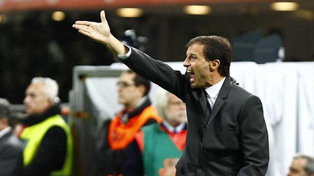 Football Serie A 2012-2013 Milan Allegri
