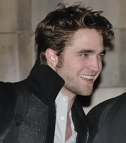 Robert Pattinson is from London and likes to get away to England