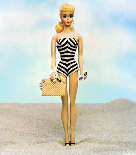 First Barbie Doll (1959)