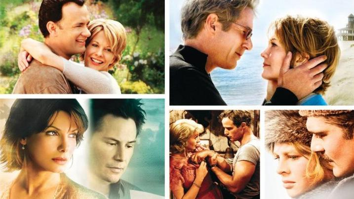 Jumbo Best of Warner Bros. 20 Film Collection Romances