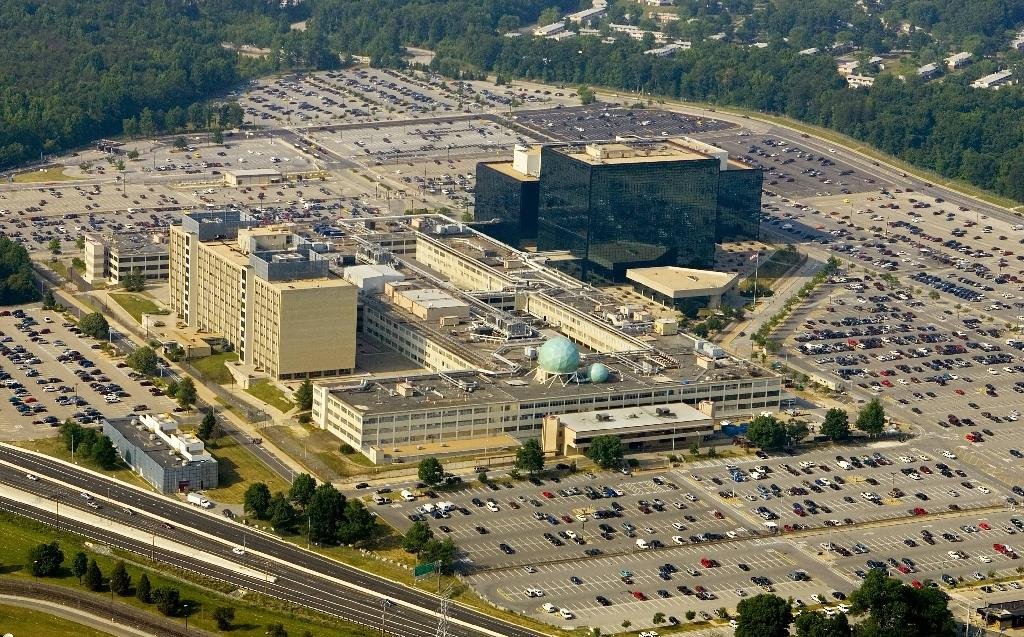 FBI identifies man killed outside NSA headquarters