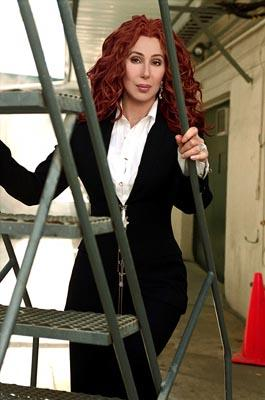 Cher in 20th Century Fox's Stuck on You