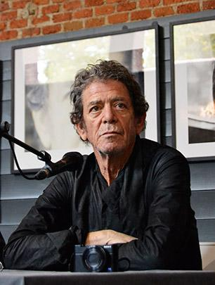 Lou Reed Recovering From Liver Transplant
