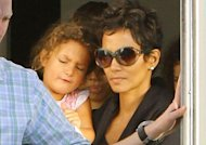 Halle Berry et Olivier Martinez agresss : une ordonnance restrictive  l&#39;encontre de Gabriel Aubry