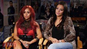 Snooki and JWOWW on New 1-Hour Format and Baby Lorenzo's TV Debut (Video)
