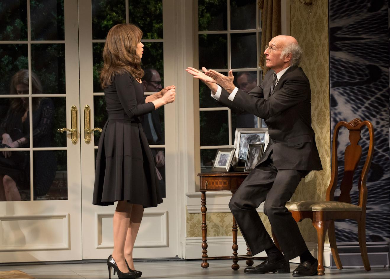 Larry David Cracks Wise On Broadway – Not That There's Anything Wrong With That: Review