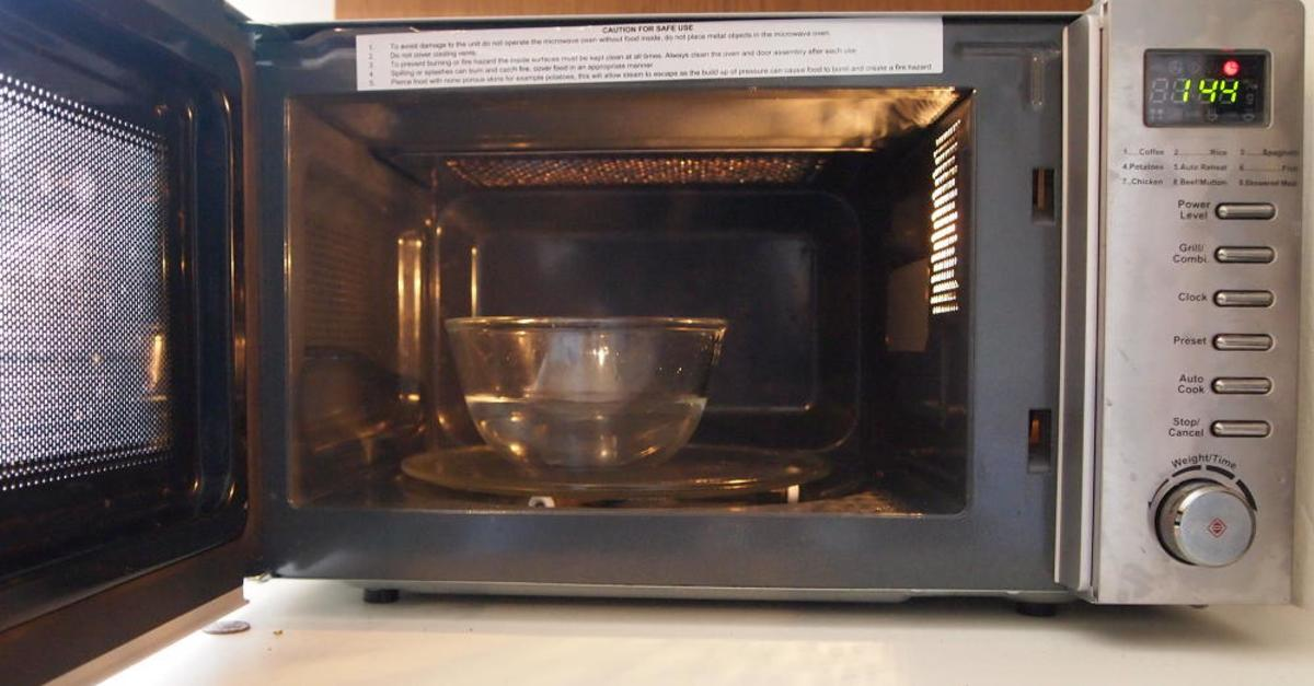 13 Awesomely Unique Things Your Microwave Can Do