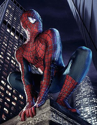 Tobey Maguire as The Amazing Spider-Man in Columbia Pictures' Spider-Man