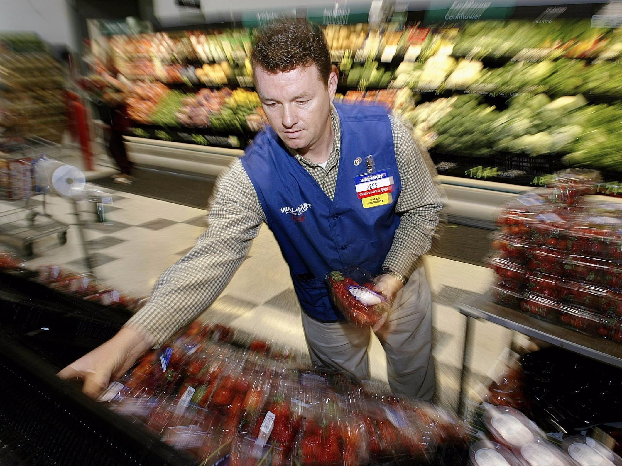 Wal-Mart is cutting workers' hours after pay raise