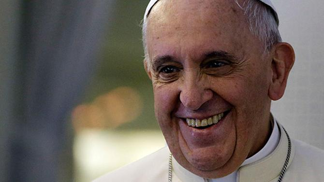 Pope says he'd 'like to go to Philadelphia' in 2015