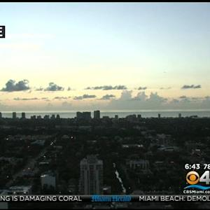 CBSMiami.com Weather 8/20/2014 Wednesday 6AM
