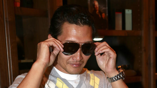 Daniel Dae Kim is seen at Resorts West House of Luxury, on Sunday, Jan. 20, 2013, in Park City, Utah. (Photo by Ben Cohen/Invision for Rand Luxury/AP Images)
