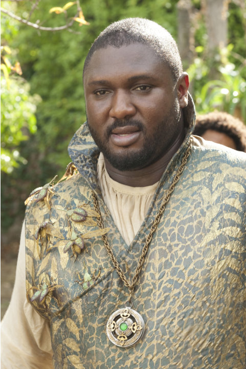 "Nonso Anozie stars as Xaro Zhaon Daxos in ""Game of Thrones."""