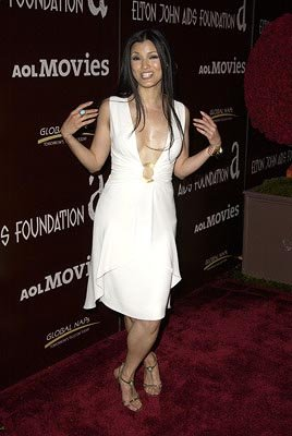 Kelly Hu Elton John AIDS Foundation's Annual Viewing Party 75th Academy Awards - 3/23/2003
