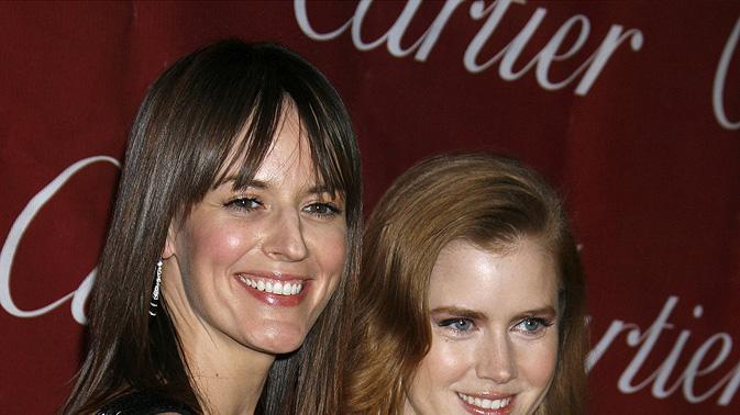 Palm Springs International Film Festival Awards Gala 2009 Rosemarie DeWitt Amy Adams
