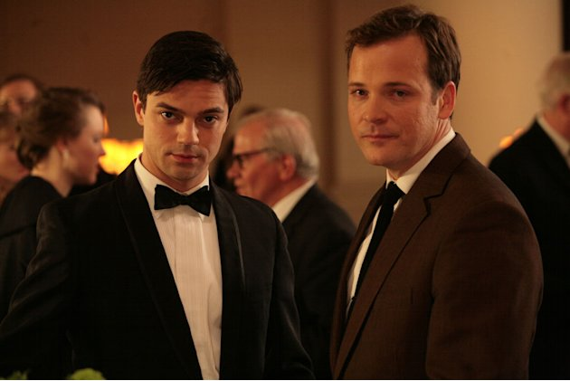 Dominic Cooper Peter Sarsgaard An Education Production Stills Sony Pictures Classics 2009