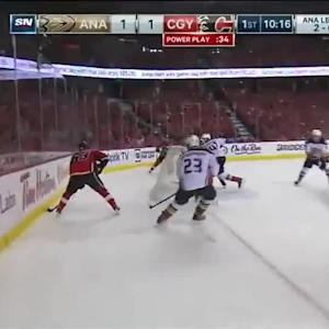 Anaheim Ducks at Calgary Flames - 05/05/2015
