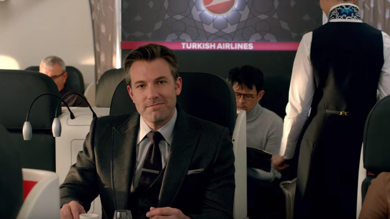 Gotham, Metropolis are new destinations in Turkish Airlines commercial