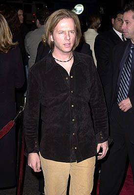 David Spade at the Los Angeles premiere of Guy Ritchie 's Snatch (1/18/2001) Photo by Steve Granitz/WireImage.com