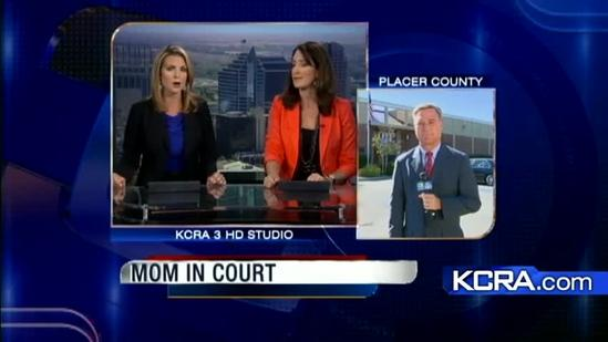 Roseville mom charged with daughters death