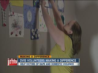 DVIS volunteers making a difference in Tulsa