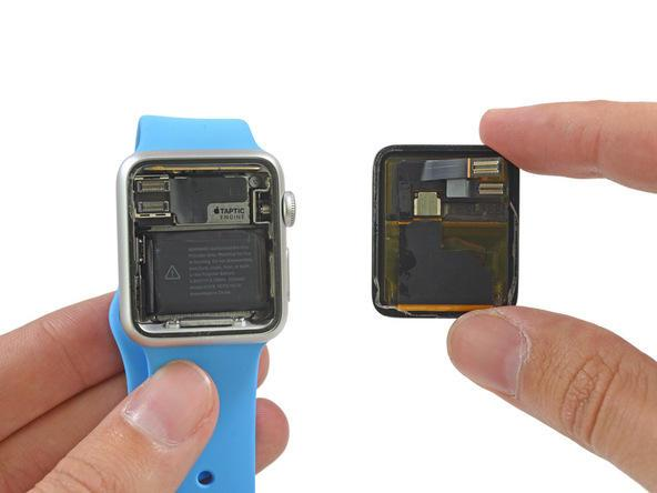 Apple Watch 'not designed for the long haul,' says iFixit