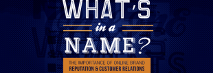 What's in a Name? The Importance of Online Brand Reputation & Customer Relations [VIDEO] image whats in a name the importance of online reputation and customer relations