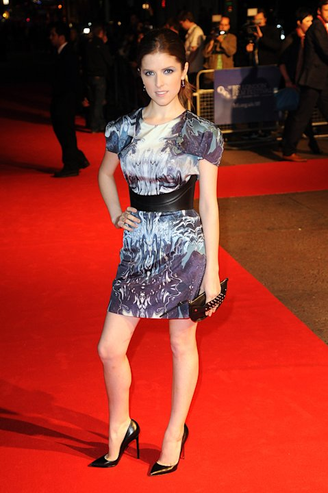 55th BFI London Film Festival 2011 Anna Kendrick