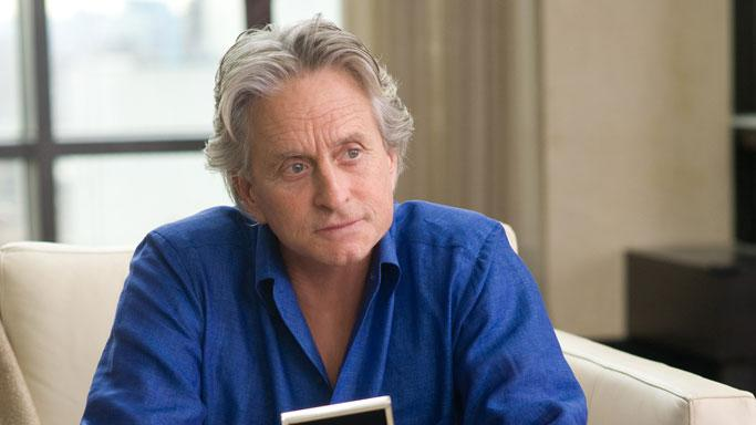 Wall Street Money Never Sleeps 20th Century Fox 2010 Michael Douglas