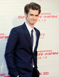 Andrew Garfield is seen at &#39;The Amazing Spiderman&#39; Los Angeles Premiere at Regency Village Theatre in Westwood, Calif. on June 28, 2012 -- Getty Premium