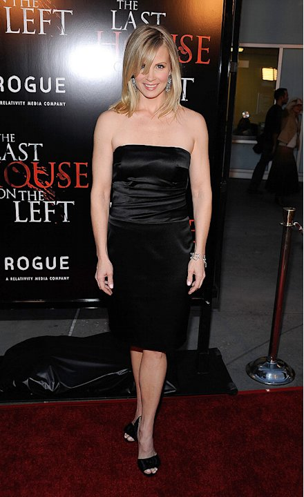The Last House on the Left LA Premiere 2009 Monica Potter